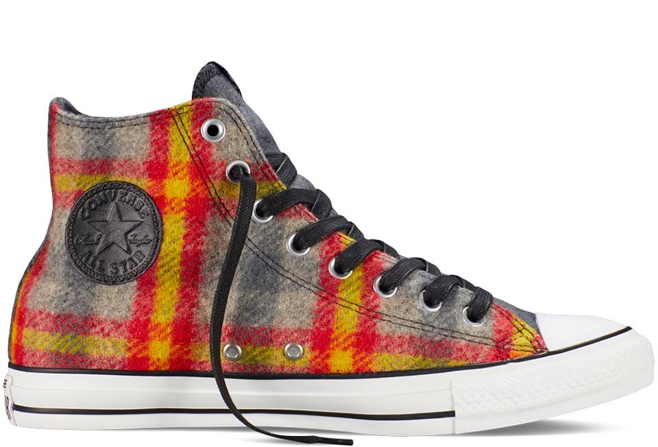 Converse x Woolrich Chuck Taylor