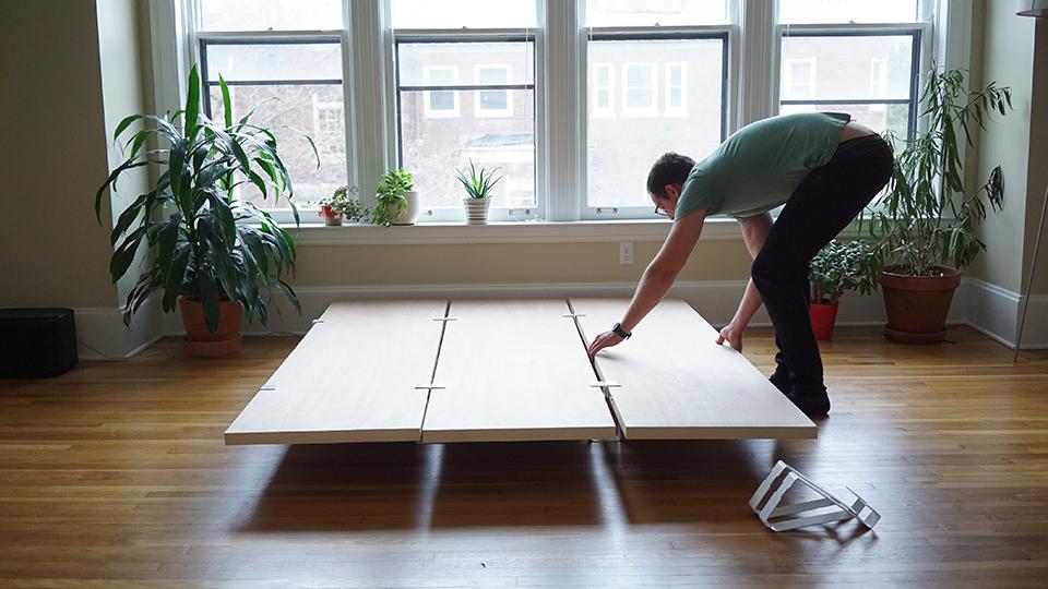 Floyd Bed Frame