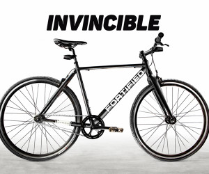 Fortified Invincible Bicycle