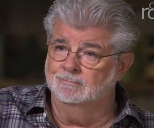 George Lucas Charlie Rose Interview