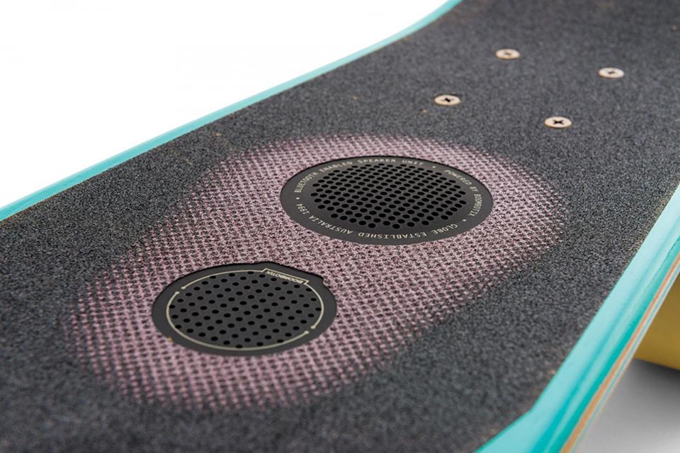 Globe Speaker Boards
