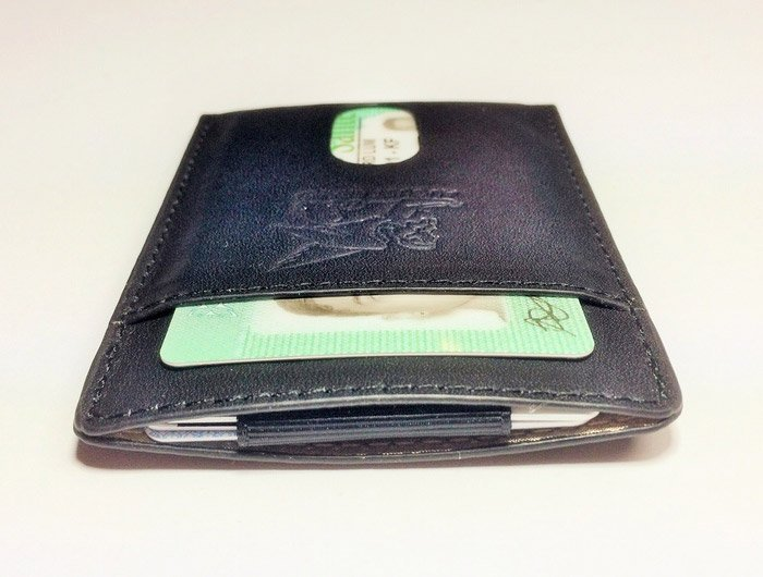 Deal: Hover Leather Slimline Wallet