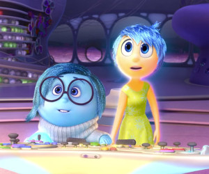 Inside Out: Emotional Theory