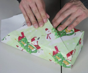 Gift Wrap Hack Explained