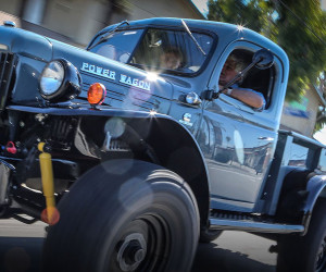 1942 Legacy 6×6 Power Wagon