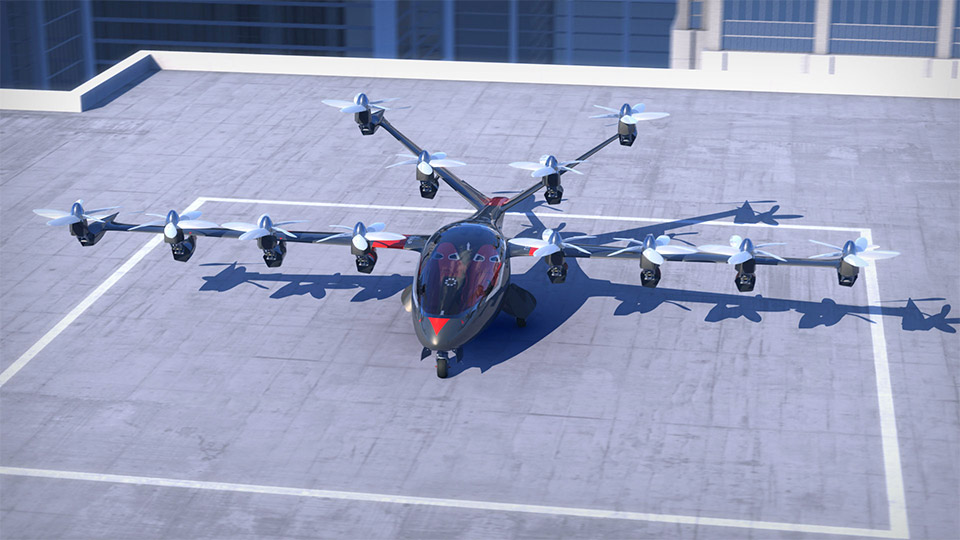 Joby S2 Personal VTOL Aircraft