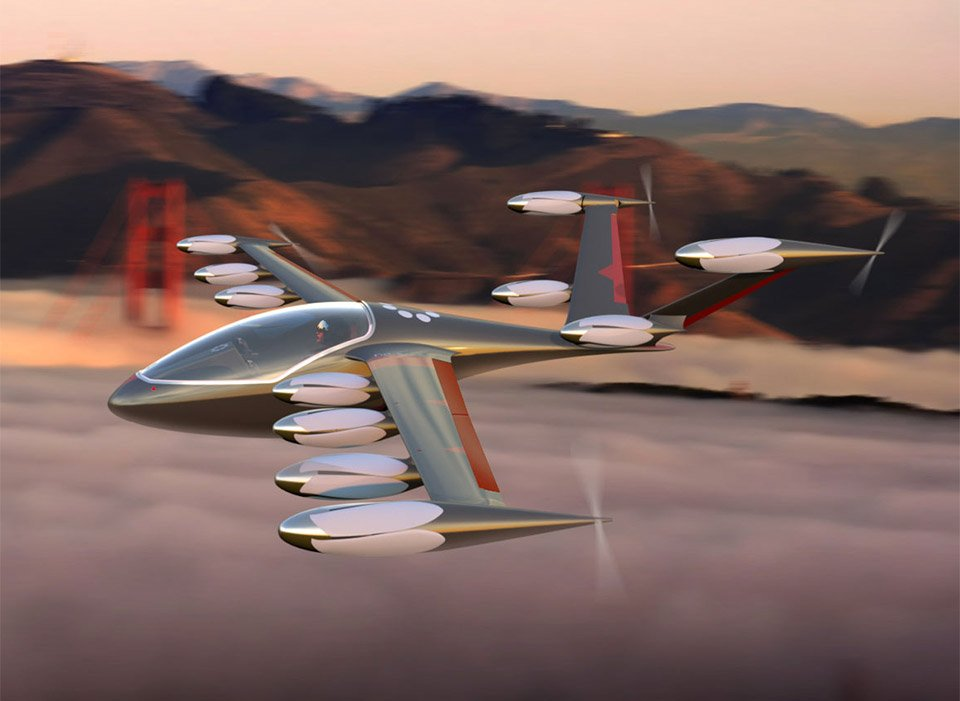 Joby S2 Personal VTOL Aircraft