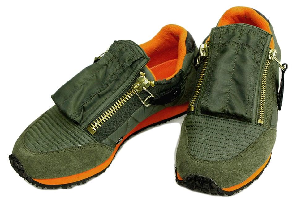 Kapital MA-1 Shoes