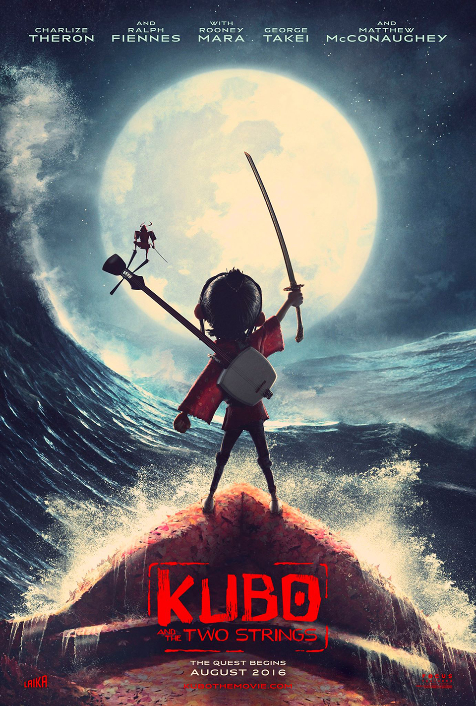 Kubo and the Two Strings (Trailer)