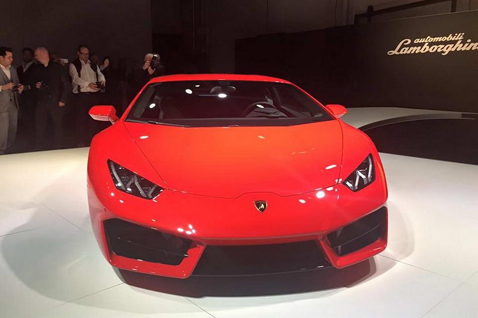 Lamborghini Huracán LP 580-2