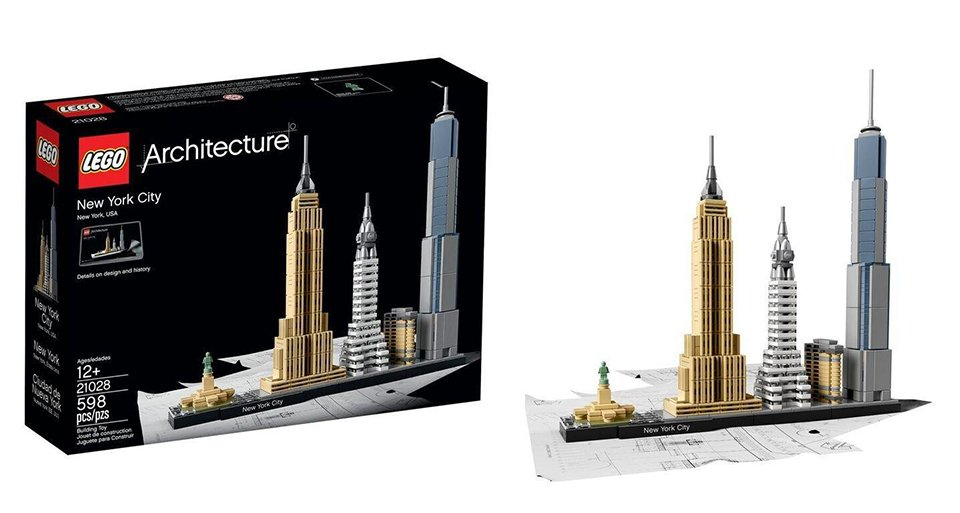 lego architecture new york. lego architecture skyline collection lego new york