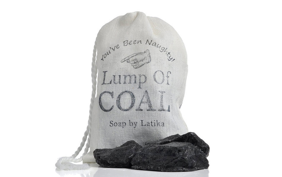 Lump of Coal Soaps