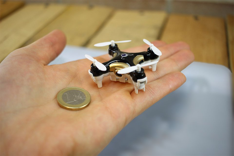 Deal: World's Smallest Camera Drone