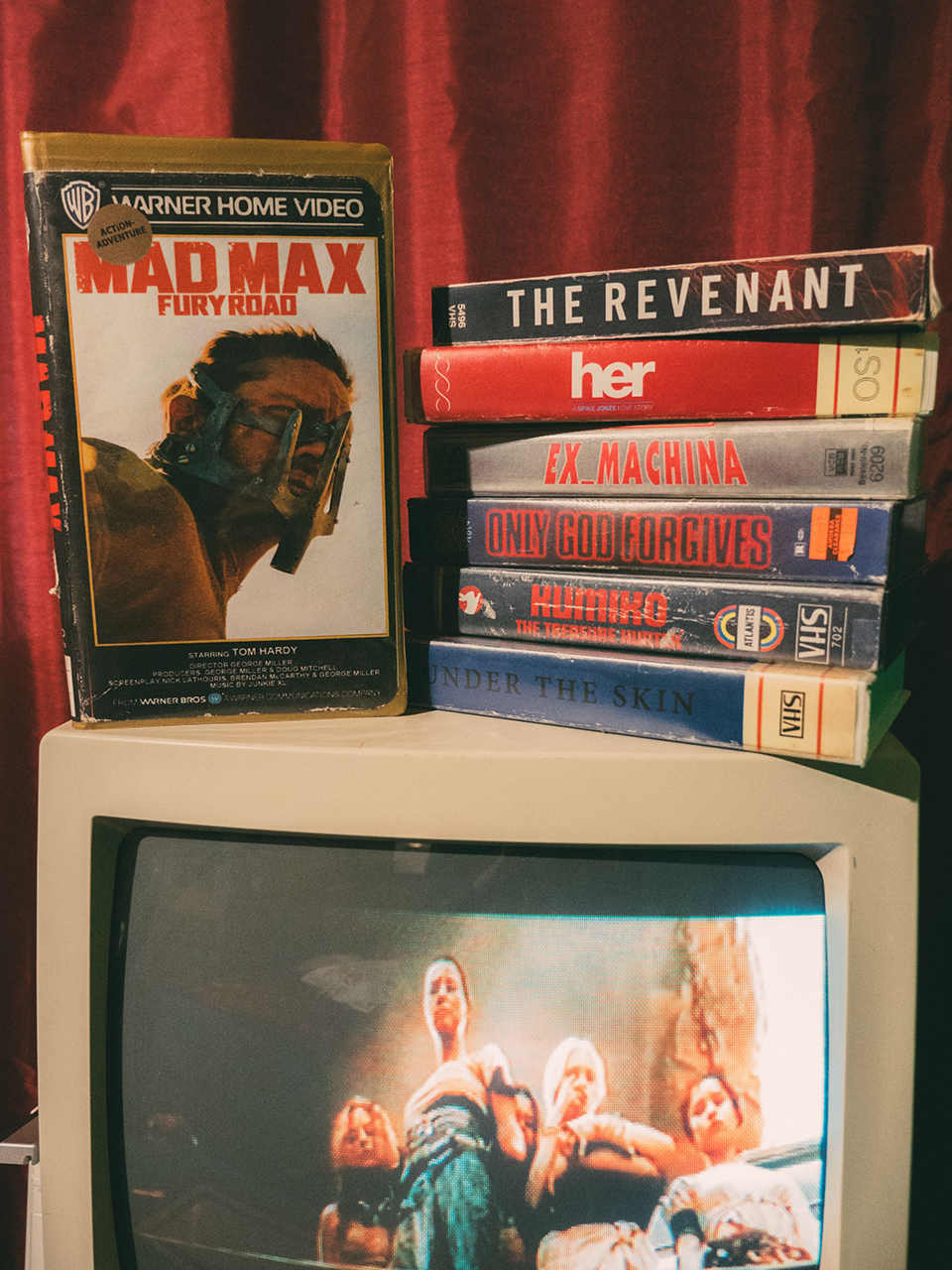 Modern Movies on VHS