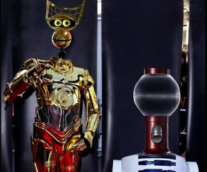 Crow & Tom Servo x Star Wars