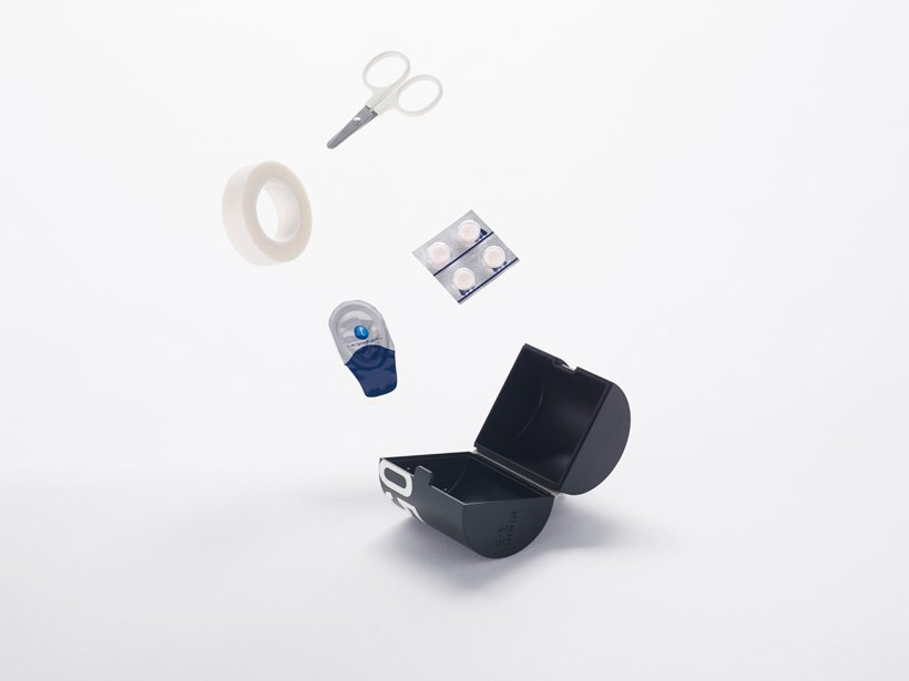 Minim+Aid Emergency Kit