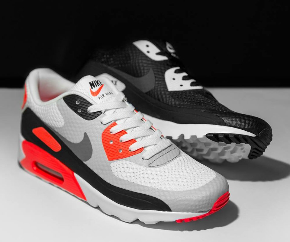 nike air max 90 infrared ultra essential. Black Bedroom Furniture Sets. Home Design Ideas
