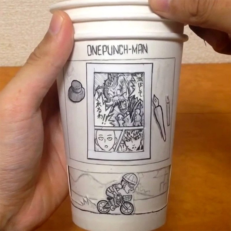 Paper Cup Anime Theater
