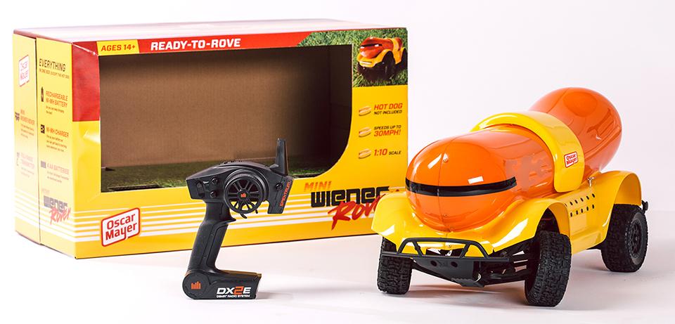 RC Mini Wiener Rover
