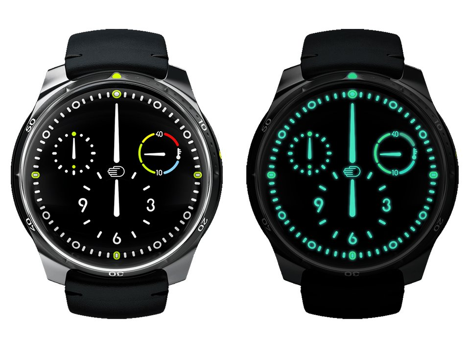 Ressence type 5 watch the awesomer for Ressence watches
