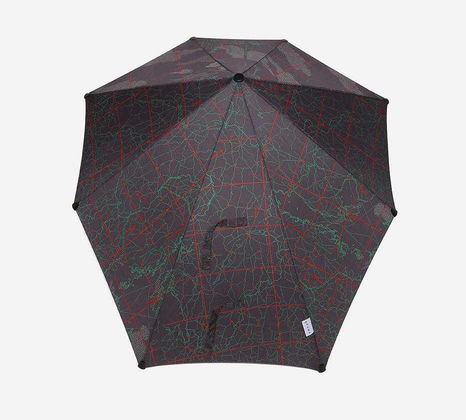 Senz x Maharishi Umbrellas