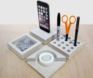 Slabs Desk Accessories