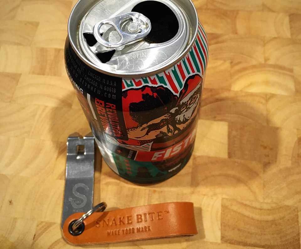 Snake Bite Bottle Opener