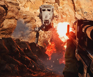 Star Wars: Battlefront on SweetFX