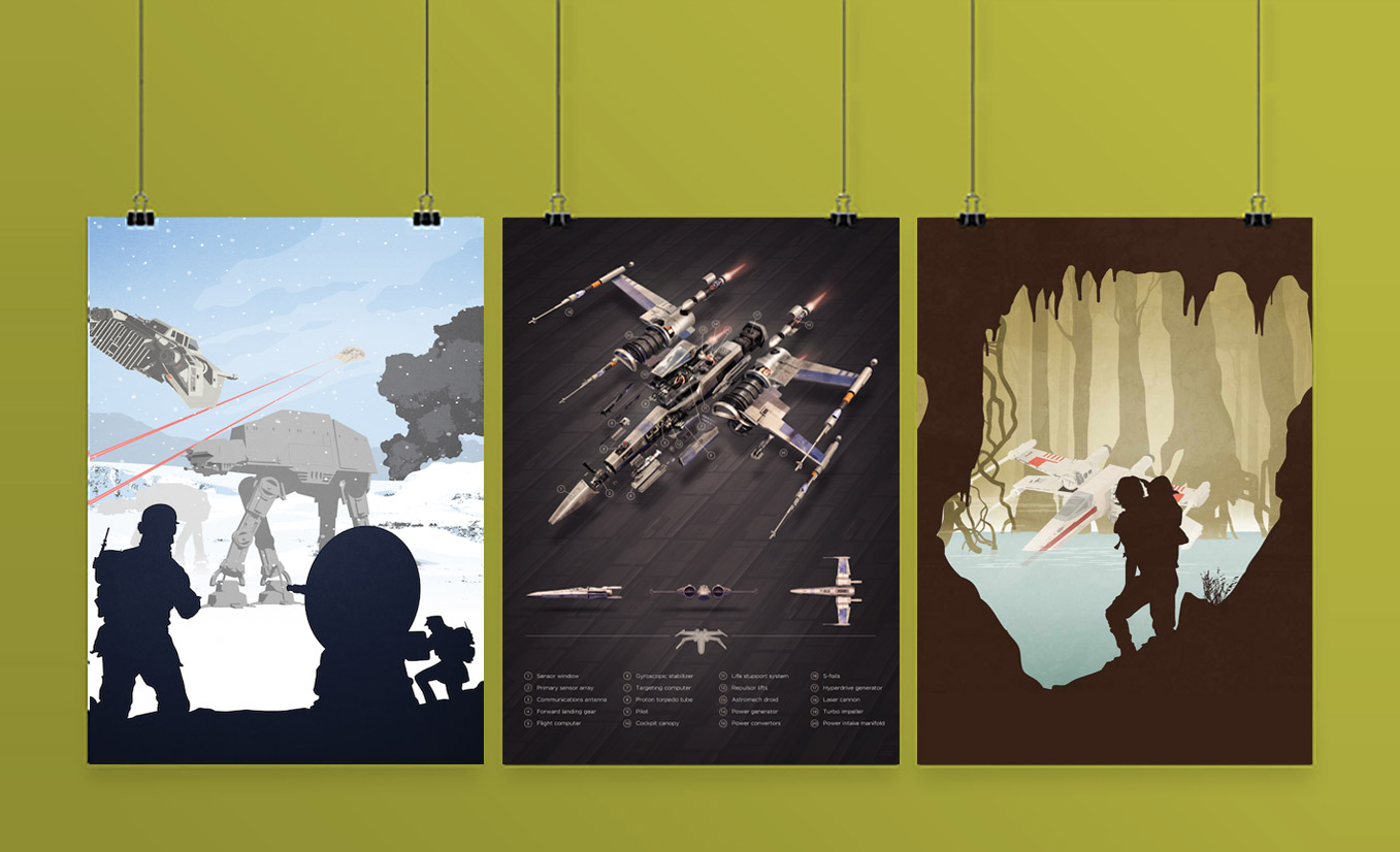 Deal: Star Wars Art