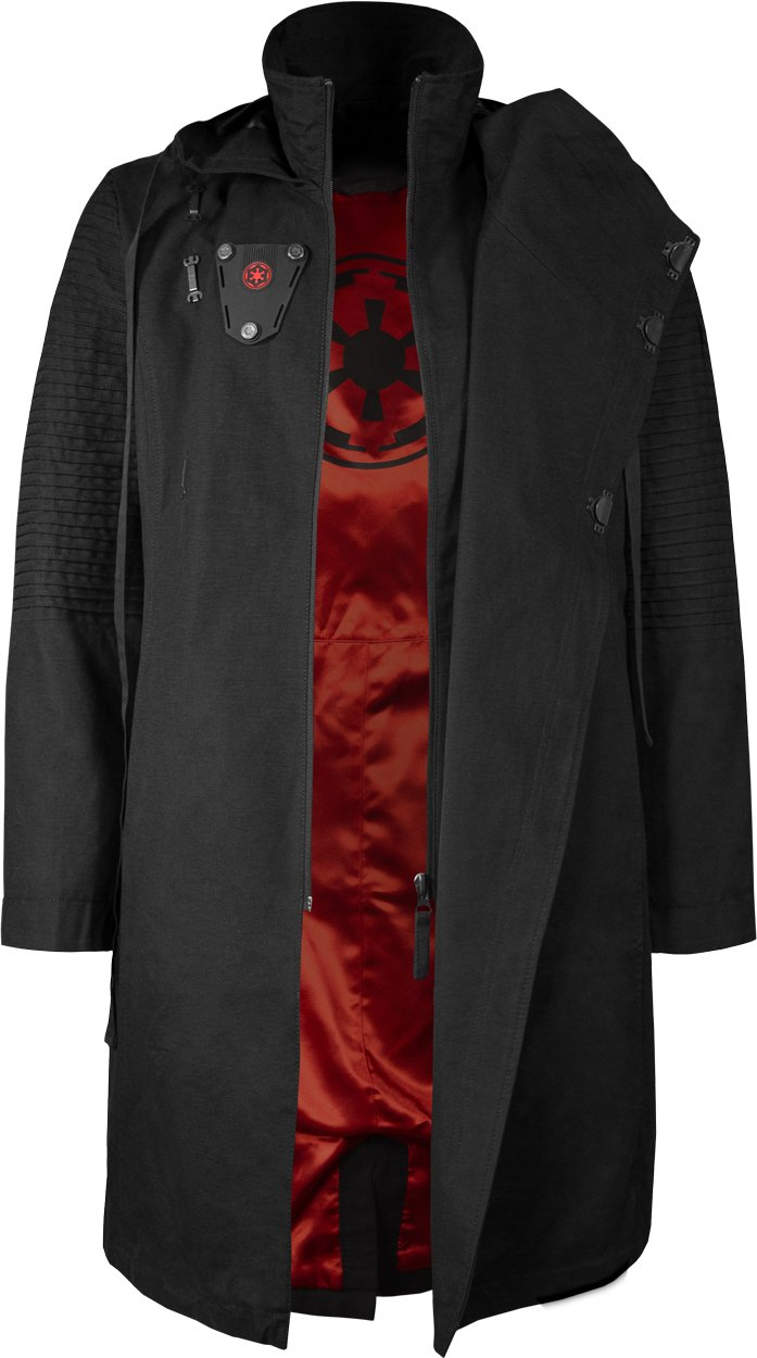 Star Wars Sith Lord Coat
