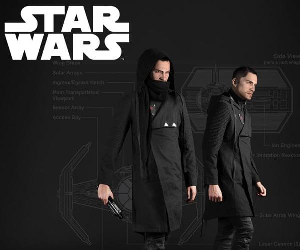 Star Wars Sith Lord Coat