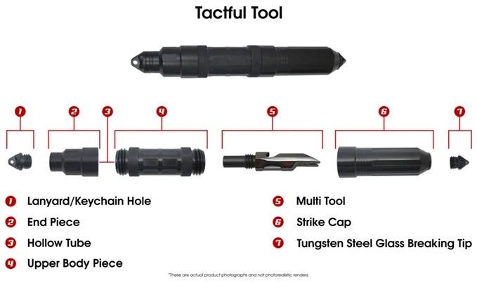 Tactful Pen & Tool