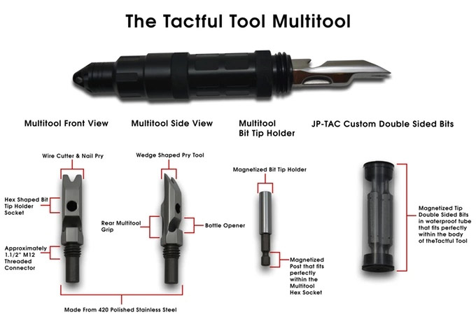Tactful Pen & Tool
