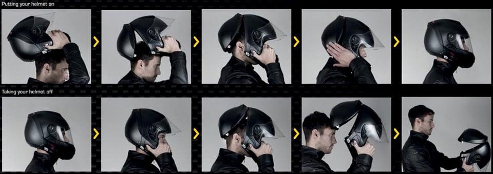 Vozz RS 1 Helmet