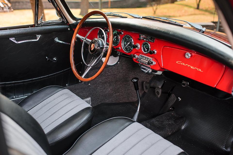 1962 Porsche 356 Carrera 2