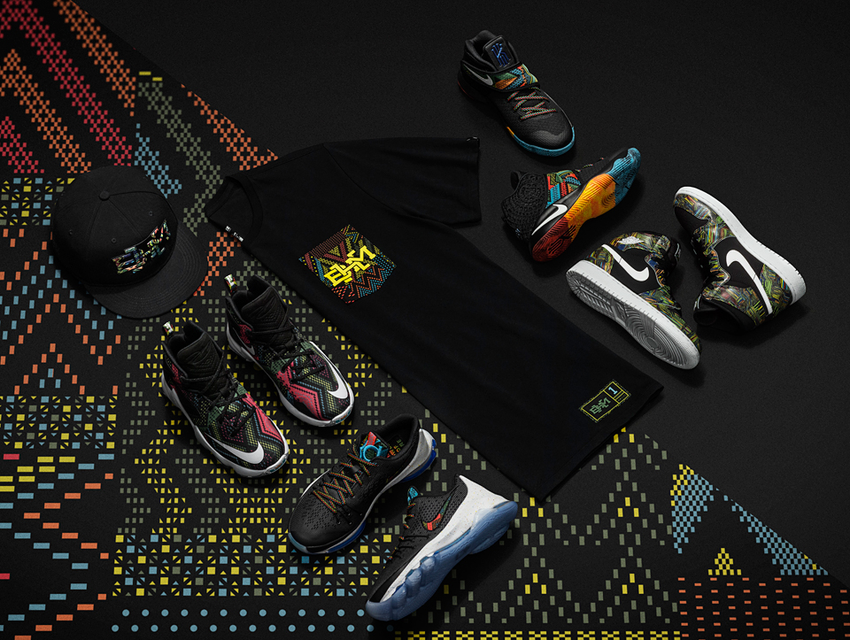 2016 Nike Black History Collection