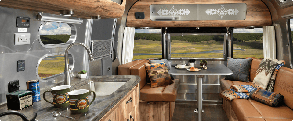 Airstream x Pendleton Trailer