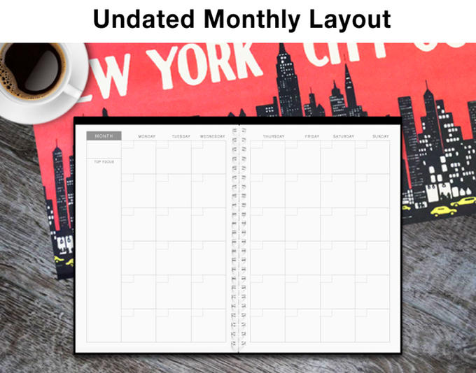 Anew Whiteboard Planner