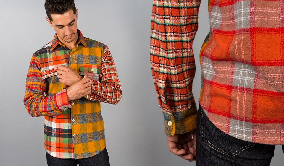 Frankenflannel Shirts