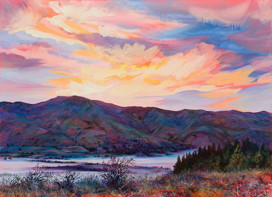 Carla Hananaiah's Landscapes