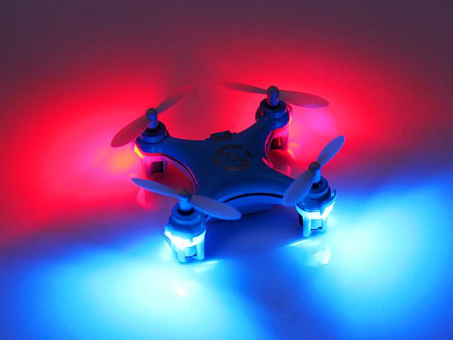 Deal: Ultra-Stealth Nano Drone