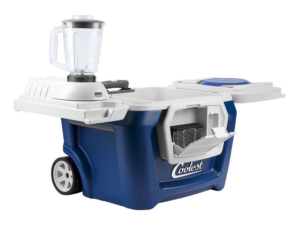 Giveaway: The Coolest Cooler