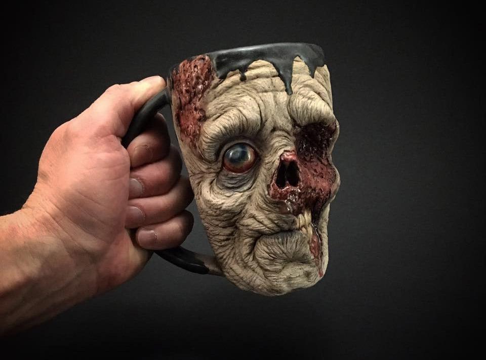 Macabre Mugs