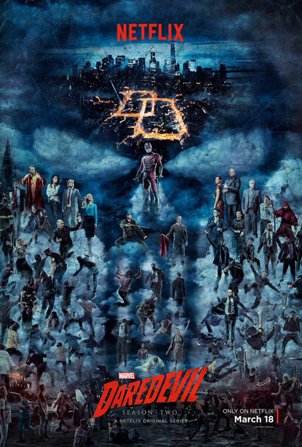 Daredevil Season 2 (Teaser)