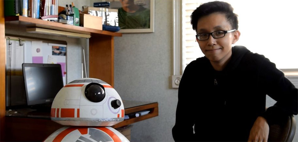 Building a Life-Size BB-8