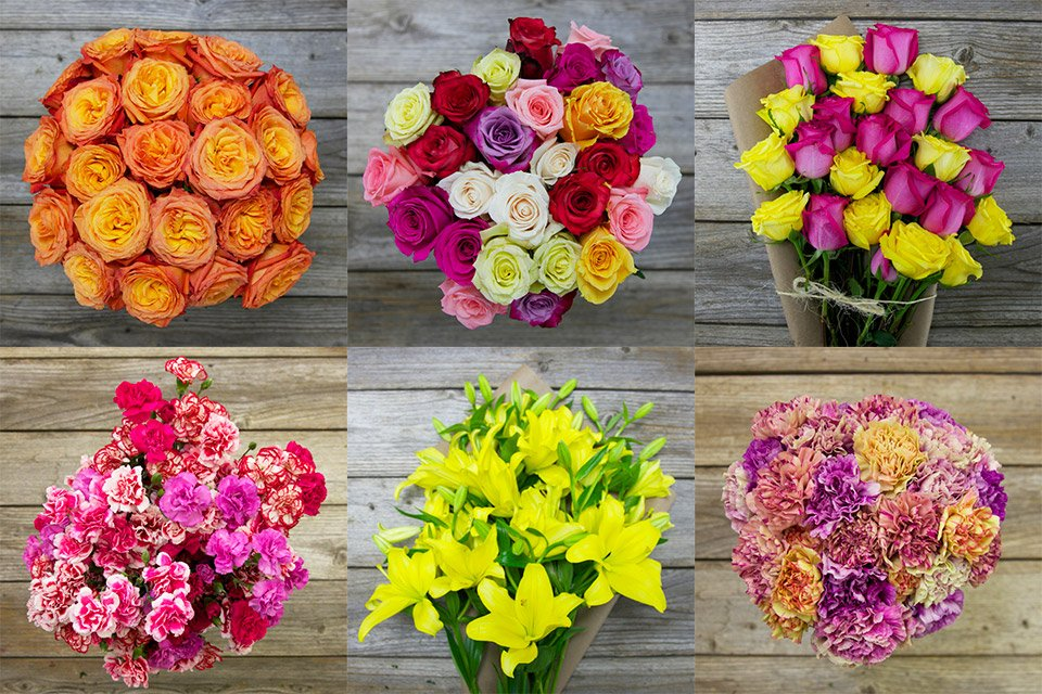 Deal: Deluxe Flower Bouquet