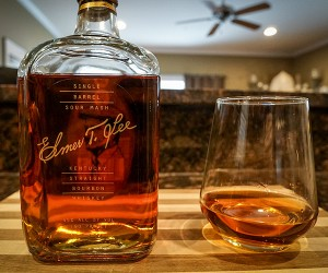 Elmer T. Lee Whiskey
