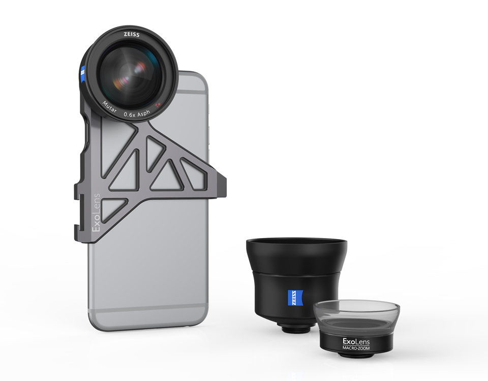 ExoLens x Zeiss Mobile Lenses