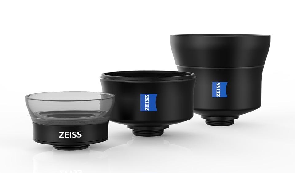 ExoLens x Zeiss Mobile Lenses