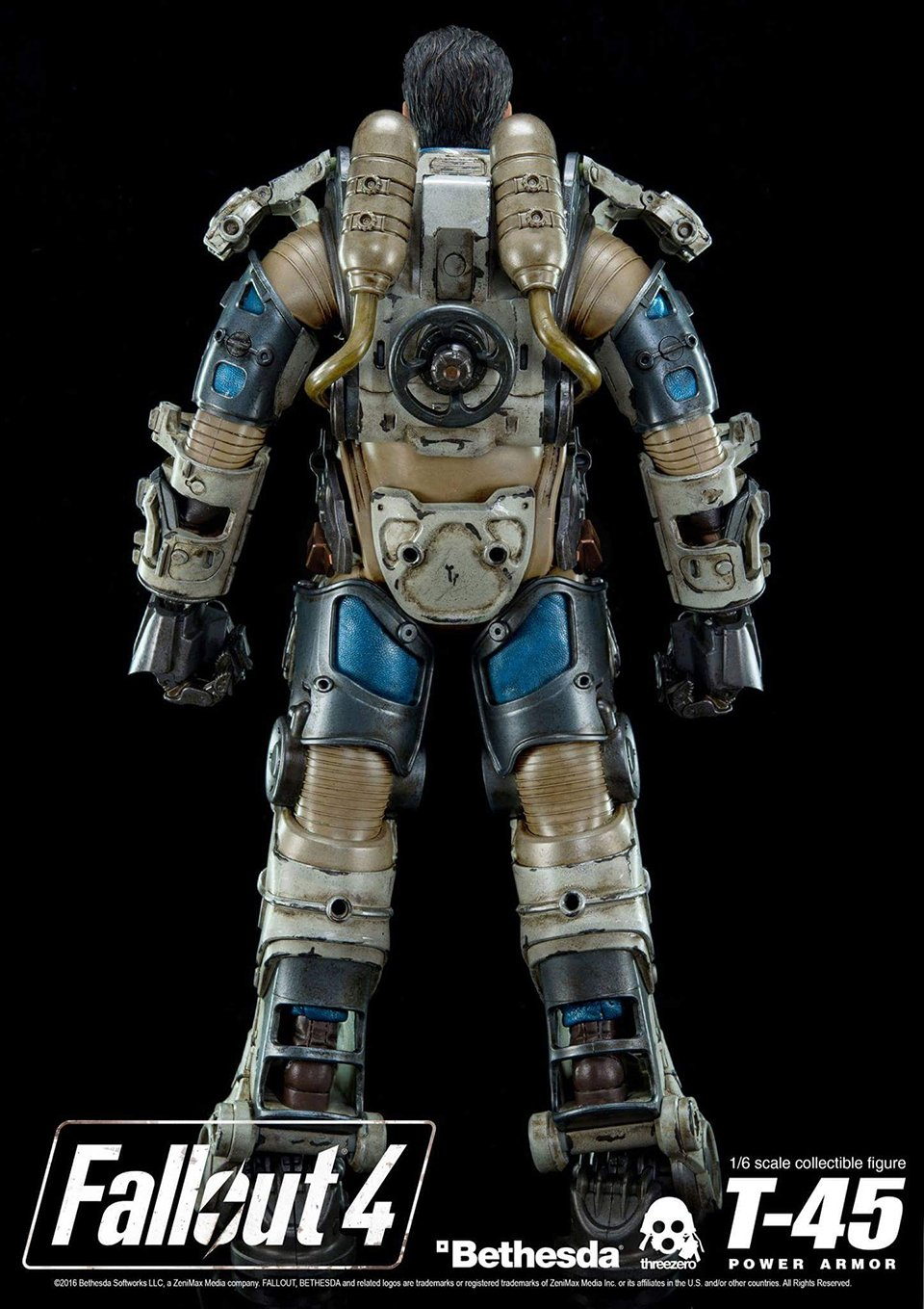 Fallout 4 T-45 Action Figure
